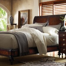 <strong>Stanley Furniture</strong> The Classic Portfolio British Colonial Sleigh Bedroom Collection