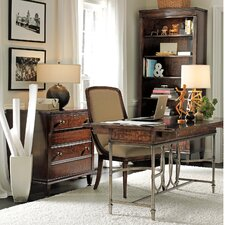 Avalon Heights Standard Desk Office Suite