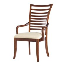 <strong>Stanley Furniture</strong> Hudson Street Slat Back Arm Chair