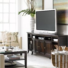"<strong>Stanley Furniture</strong> Hudson Street 86"" TV Stand"