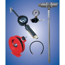 Hose Reel & Pump Assembly