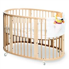 Sleepi 4-in-1 Convertible Crib