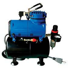 Air Compressor with Regulator