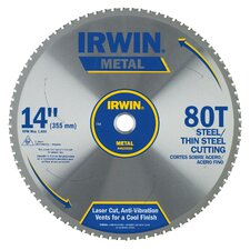 14 80 T Steel Cutting Blade