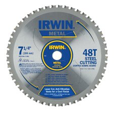 7-1/4 48 T Steel Cutting Blade