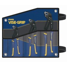 Vise-Grip Groove Lock Kitbag 3Pc Set