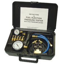 Fuel Inj Pres Tstr W/2 Gauges/Case