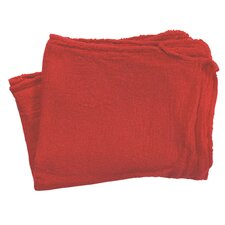 13X15 Red Shop Towel (3Pk)