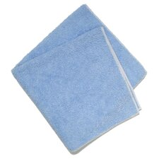 Microfibr Cloth (4Pk) 16X16 Blue