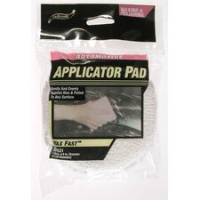 Wax Fast™ Wax and Polish Applicator Pad