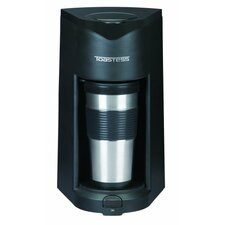 <strong>Toastess</strong> Silhouette Personal Coffee Maker