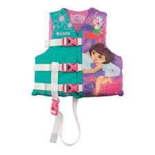 Nickelodeon Dora the Explorer PFD 3043 Child Life Jacket