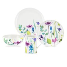 Water Garden 4 Piece Place Setting