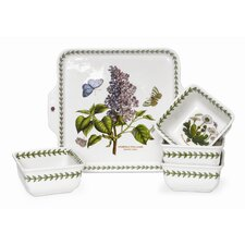 Botanic Garden Five Piece Accent Bowl Set