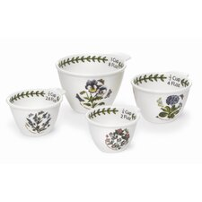 Botanic Garden Four Piece Measuring Cup