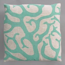 <strong>Dermond Peterson</strong> Coral Pillow