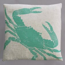 <strong>Dermond Peterson</strong> Big Crab Pillow