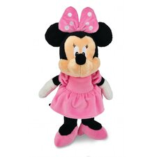 Minnie Mouse Plush with Red Shirt