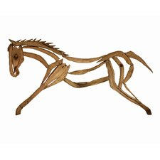 Rocky Mountain Large Paleo Mustang Sculpture