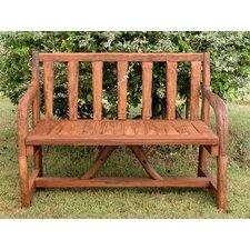 Park Divan Teak Garden Bench