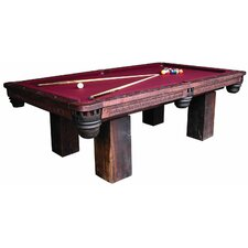 Timber Lodge 8' Pool Table