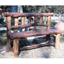Rocky Mountain Teak Garden Bench