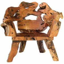 Badland Root Dining Arm Chair
