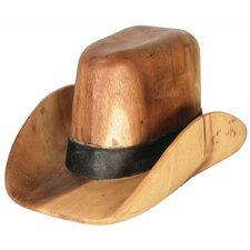 Cowboy Hat Figurine
