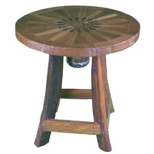 <strong>Groovystuff</strong> Prairie Cattle Baron's Side Table