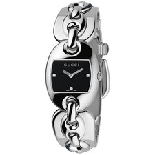 Women's Marina Watch with Three Diamond