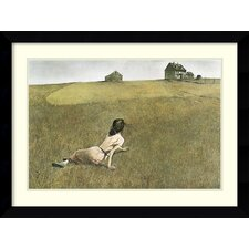 'Christina's World' by Andrew Wyeth Framed Photographic Print