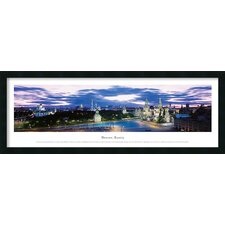 'Moscow, Russia' by James Blakeway Framed Photographic Print