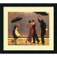 'The Singing Butler' by Jack Vettriano Framed Painting Print