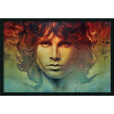 Jim Morrison - Spirit Framed Graphic Art