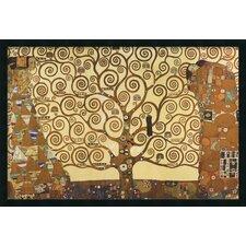 'The Tree of Life, 1905-1911' by Gustav Klimt Framed Painting Print