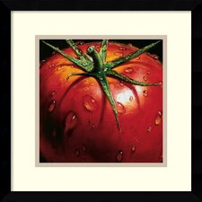'Tomato' by Alma'Ch Framed Photographic Print
