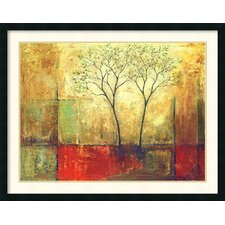 'Morning Luster I' by Mike Klung Framed Art Print