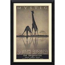 'Mystic South Africa' by Ullman Framed Art Print
