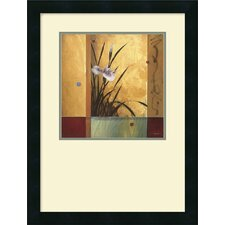 "<strong>Amanti Art</strong> Sanctuary by Don Li-Leger, Framed Print Art - 23.57"" x 18.07"""