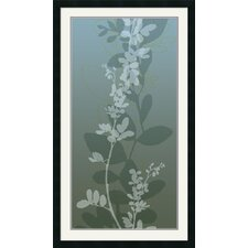 <strong>Amanti Art</strong> Ascending Vine II Framed Art Print by Loka