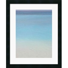 <strong>Amanti Art</strong> Blue 2 Framed Art Print by Brian Leighton