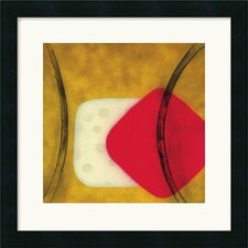 <strong>Amanti Art</strong> Zone Framed Art Print by Alex Martin