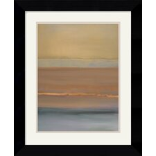 "<strong>Amanti Art</strong> Quiet Light II by Nancy Ortenstone Framed Fine Art Print - 22.62"" x 18.62"""