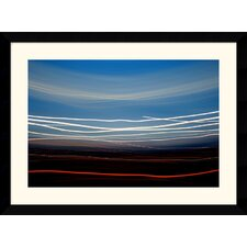 "<strong>Amanti Art</strong> Sculpture Pad 360 by Andy Magee Framed Fine Art Print - 28.37"" x 38.37"""