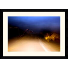 "<strong>Amanti Art</strong> Heading Home by Andy Magee Framed Fine Art Print - 28.37"" x 38.37"""