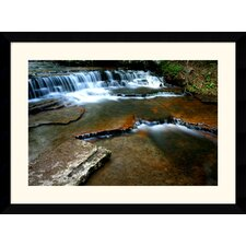 "Collins Creek by Andy Magee Framed Fine Art Print - 28.62"" x 38.62"""