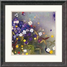 <strong>Amanti Art</strong> Gardens in The Mist IX Framed Art Print by Aleah Koury