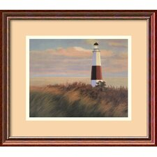 'Ray of Light' by Diane Romanello Framed Painting Print