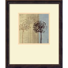 "<strong>Amanti Art</strong> In the Breeze II by Tandi Venter, Framed Print Art - 18.93"" x 15.93"""