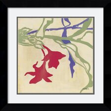 <strong>Amanti Art</strong> Tropical Impressions 2 Framed Print by Georgie